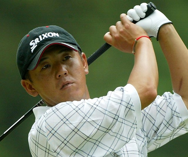 Hirofumi Miyase had a 5-under 67 Saturday at the Taiheiyo Masters.
