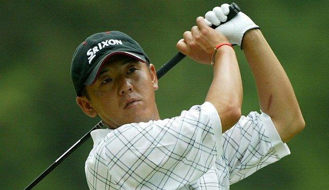 Hirofumi Miyase had a 5-under 67 Saturday at the Taiheiyo Masters.