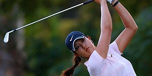 Wie, Kerr share lead at Ochoa Invitational