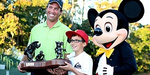 Ames captures victory at Disney in playoff