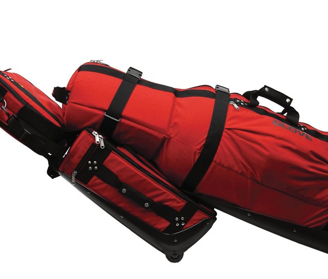 Club Glove Train Reaction luggage system