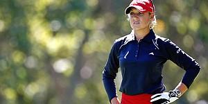 Gulbis out of LPGA Tour Championship