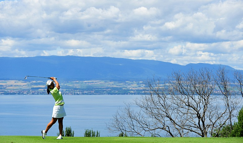 Ai Miyazato during the third round of the 2009 Evian Masters, which remains on the 2010 LPGA schedule. The event underscores a heavy international flavor: 11 of the 24 events will be played outside the U.S.