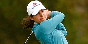 Ochoa still leads delayed LPGA Tour Championship
