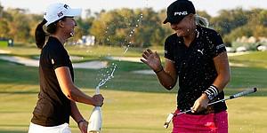 Nordqvist wins LPGA finale; Ochoa POY