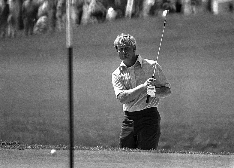 Jack Nicklaus used a MacGregor ball for all of his 18 major victories.