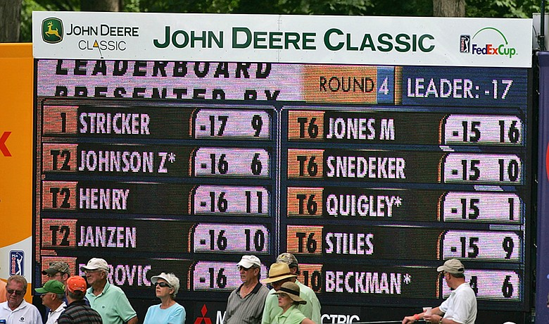 The John Deere Classic renewed its contract with the PGA Tour through 2016.