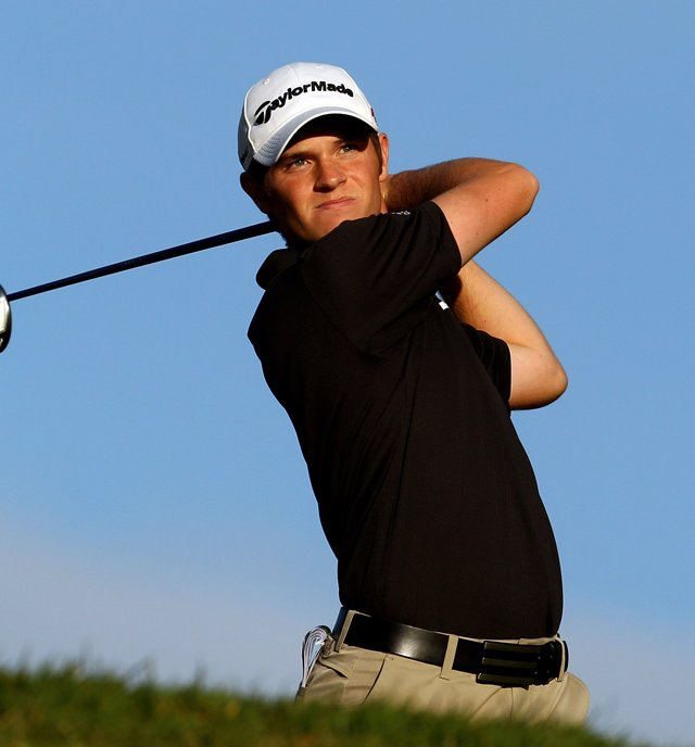 Sam Hutsby shot a final-round 69 to secure his 2010 European Tour card.