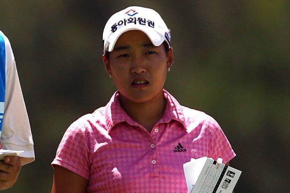 Il Hee Lee is one of just five Koreans at Q-School this week.