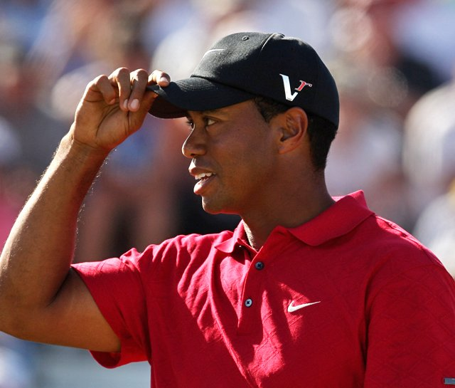 Tiger Woods issued a statement thanking sponsors and players at the Chevron World Challenge.