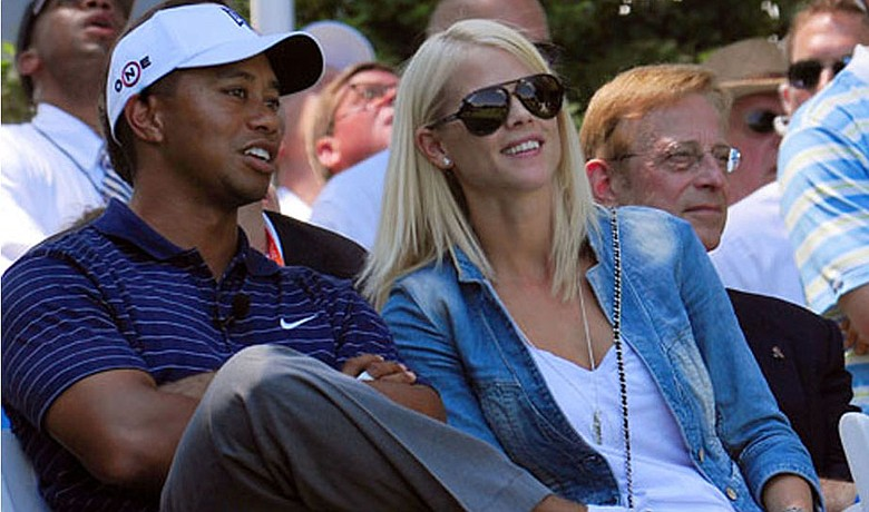 Elin Woods is one of the best dressed wives on Tour.