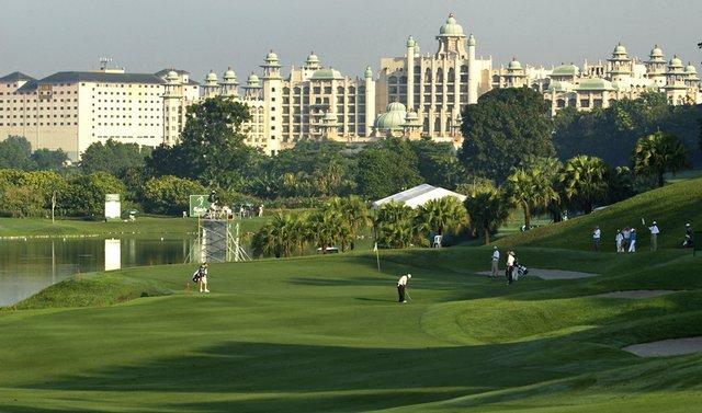 Mines Resort and Golf Club in Kuala Lumpur, Malaysia