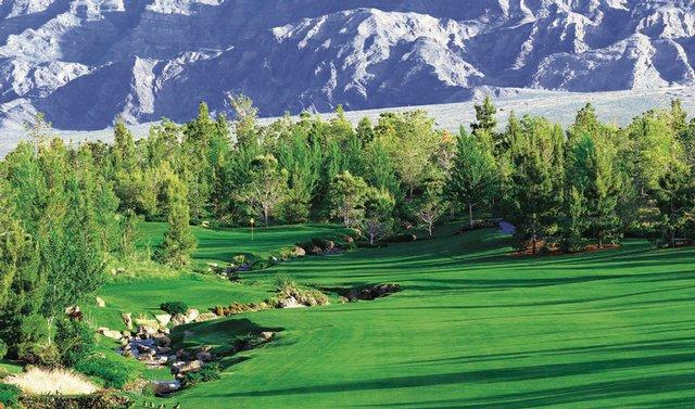 Nevada's Shadow Creek still holds the trump card on the casino list.