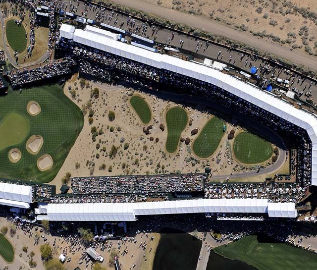 No. 16 at TPC Scottsdale.