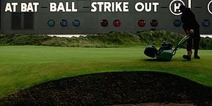Monday Scramble: Golf at Fenway Park?