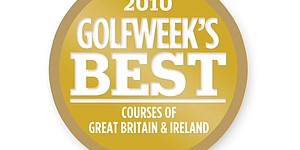 2010 Golfweek's Best Classic Courses of Great Britain and Ireland