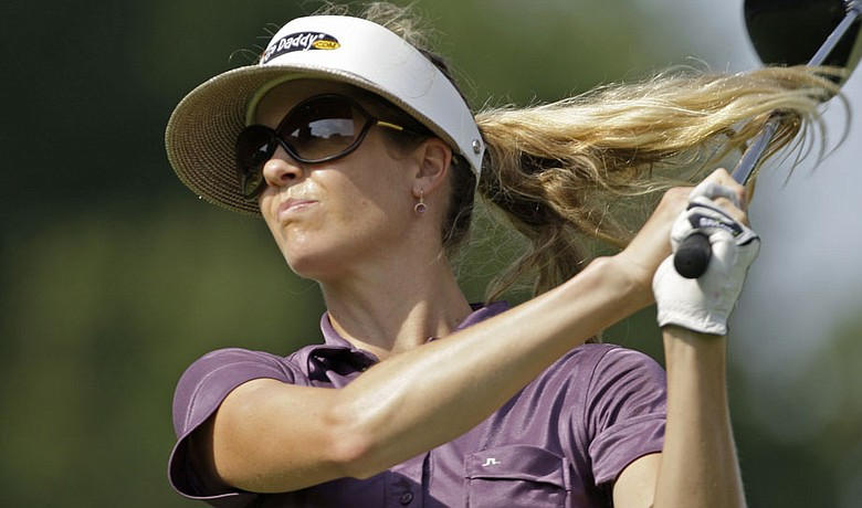 Anna Rawson is the LPGA's fashion darling.