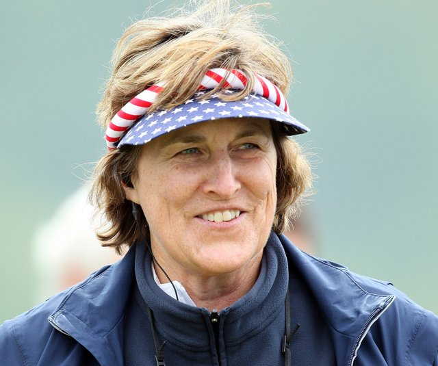 Carol Semple Thompson captained Team USA at the 2008 Curtis Cup.
