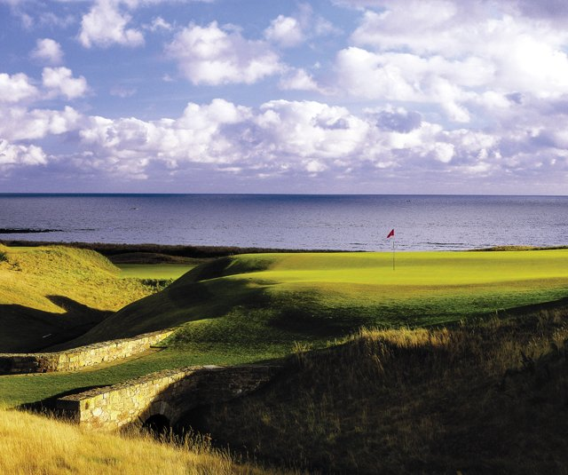 No. 18 at Kingsbarns, No. 1 Modern