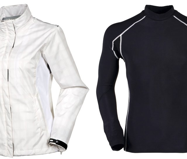 Sunice has great options for both men and women from base layers to outerwear.