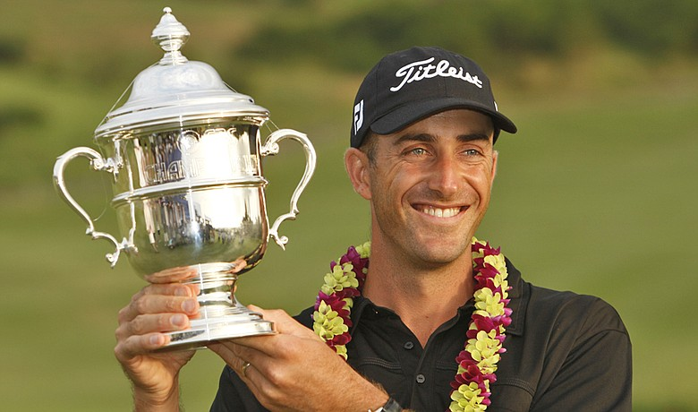 Geoff Ogilvy's win at the SBS Championship extended the American losing streak in Kapalua.