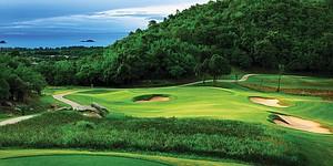 Thailand indulges golfers' senses