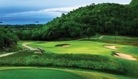 No. 15 at Banyan Golf Resort.