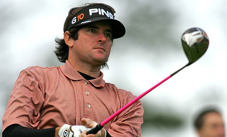 Bubba Watson remains aggressive off the tee despite the new grooves.