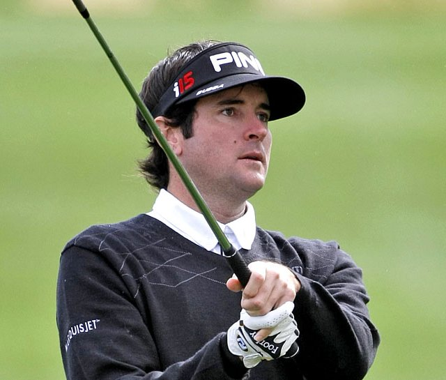 Bubba Watson shot a 10-under 62 in the second round to take a two-shot lead at the Bob Hope Classic. 