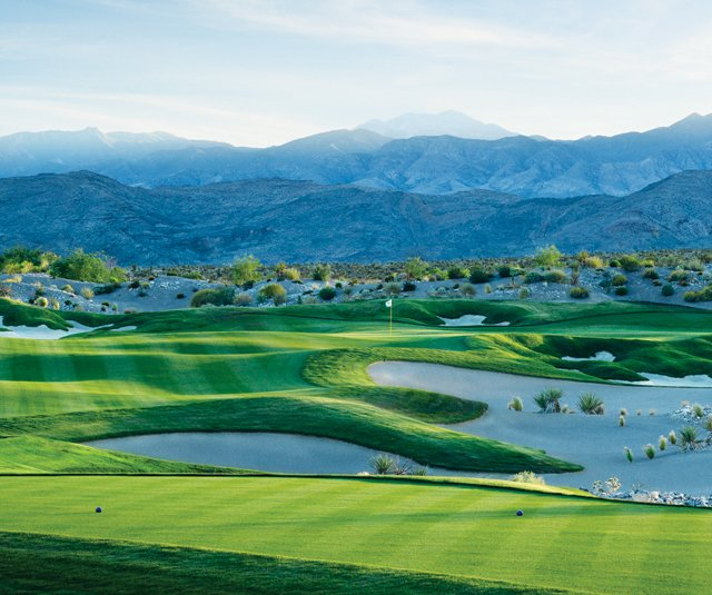 No. 12 at Coyote Springs  The Chase