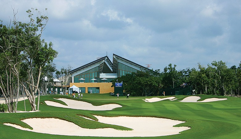 No. 18 at Mayakoba