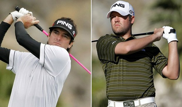 Bubba Watson and Alex Prugh will be paired in the final group Monday at the Bob Hope Classic.