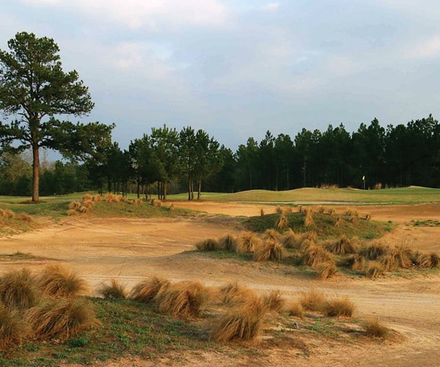 Pine Dunes Resort & Golf Club.