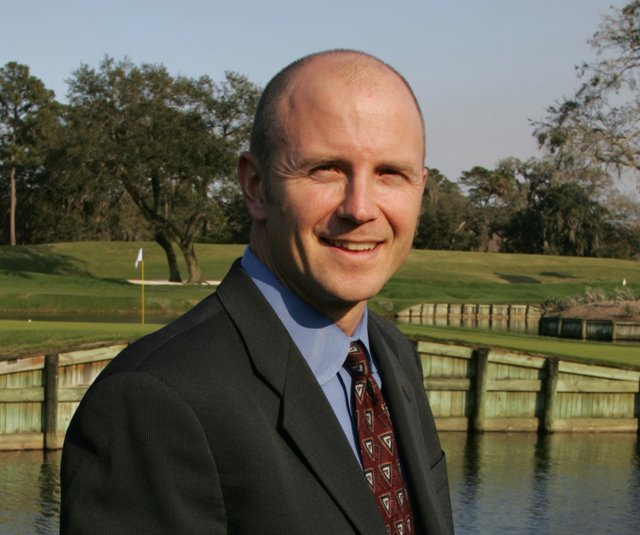 Jon Podany was named chief marketing officer for the LPGA on Feb. 11.