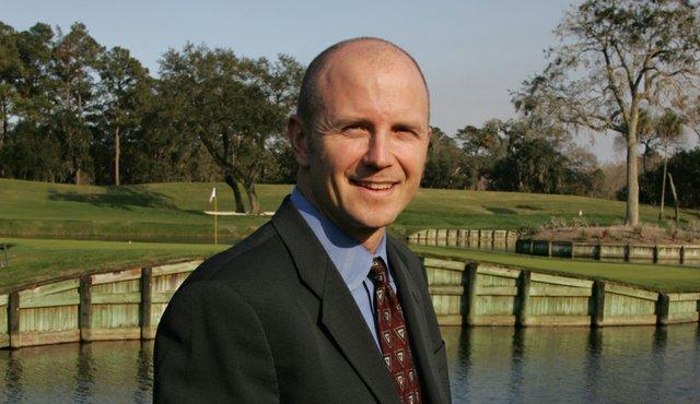 Jon Podany was named chief marketing officer for the LPGA on Feb. 11.