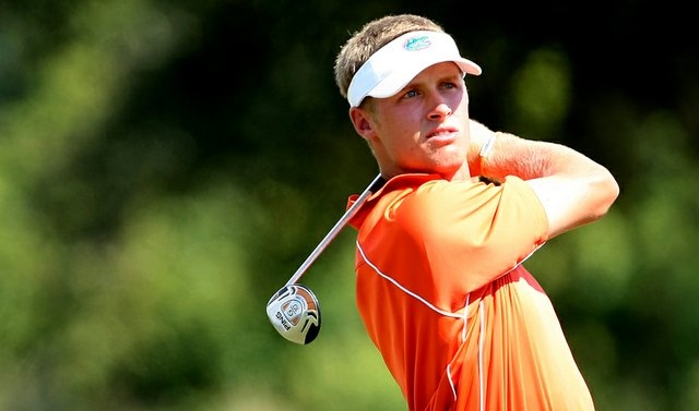 Tyson Alexander was one of five Gators to finish in the top 7 at the SunTrust Gator Invitational.