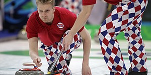 Loudmouth Golf makes Olympic splash