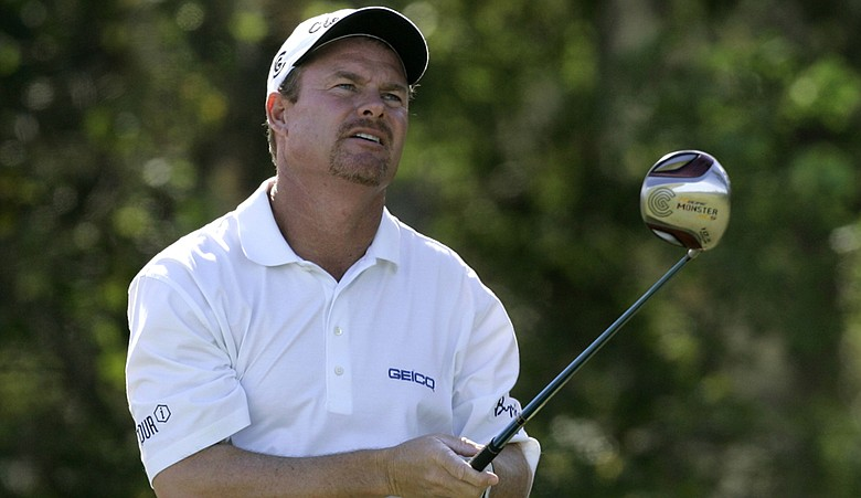 Joe Durant birdied five of his final eight holes for a 7-under 64.