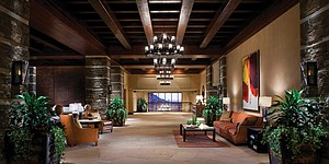 Natural luxury at Dove Mountain