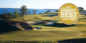2010 Golfweek's Best Modern Courses