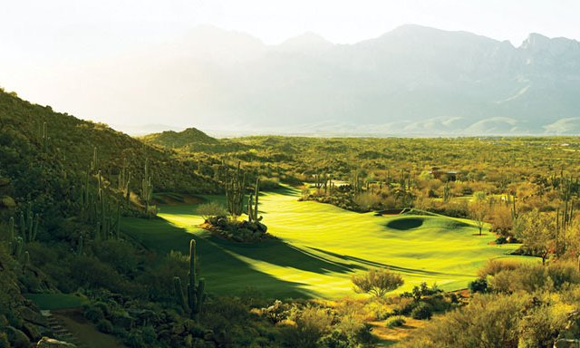 No. 18 at Stone Canyon, ranked 85th on the Modern list.