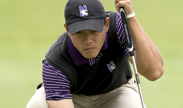 Northwestern's Eric Chun