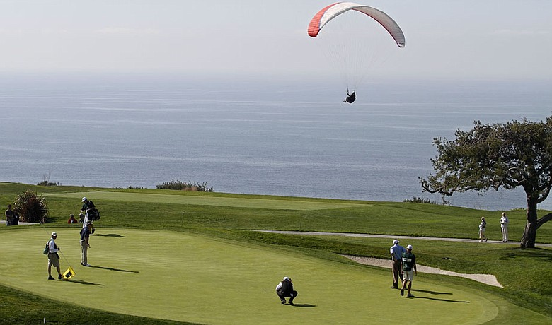 The popular PGA Tour event at Torrey Pines will be sponsored by Farmers Insurance for at least the next four years.