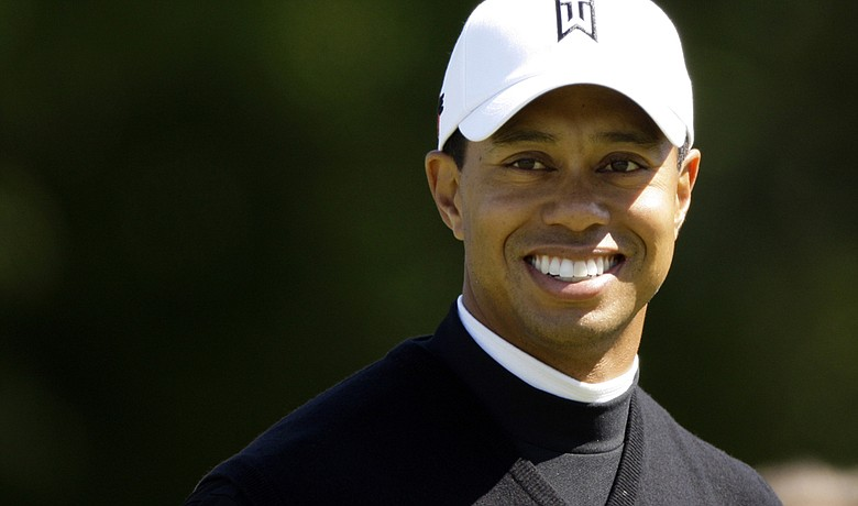 Tiger Woods at the 2009 Masters.