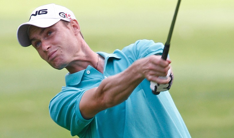 Rhys Davies won the Hassan II Trophy March 21 for his first European Tour title.