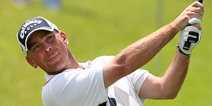 Bjorn takes lead in Qatar; Kaymer 10 back