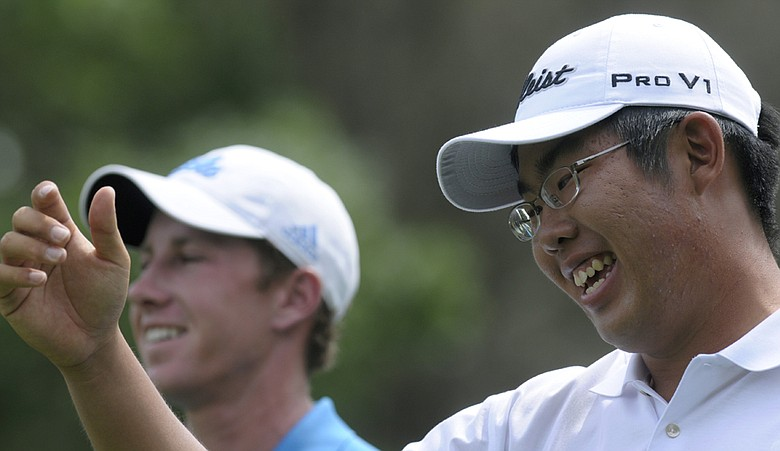 Byeong-Hun An competed this week at the Arnold Palmer Invitational.