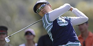 Seo extends lead at Kia Classic; Wie 6 back