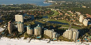Sandestin purchase comes with a plan
