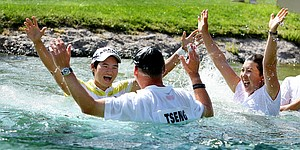 Tseng hires new caddie after Kraft victory